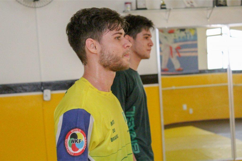 Irmãos karatecas disputam etapa brasileira em Rondônia buscando objetivos diferentes