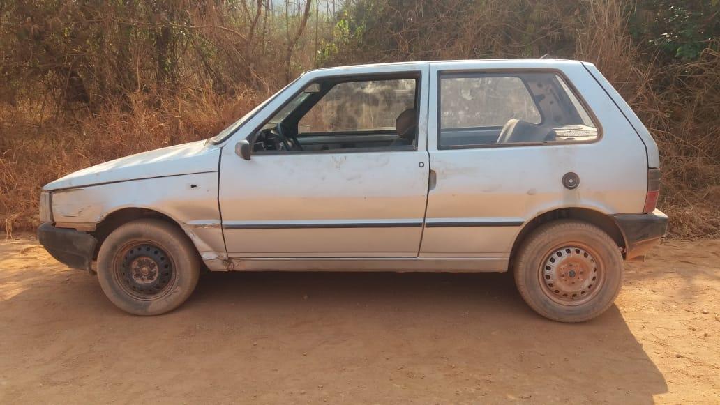 Motorista preso por embriaguez perto do Distrito de Pilar em Patos de Minas