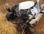 Grave acidente deixa mortos na LMG-782 em Iraí de Minas