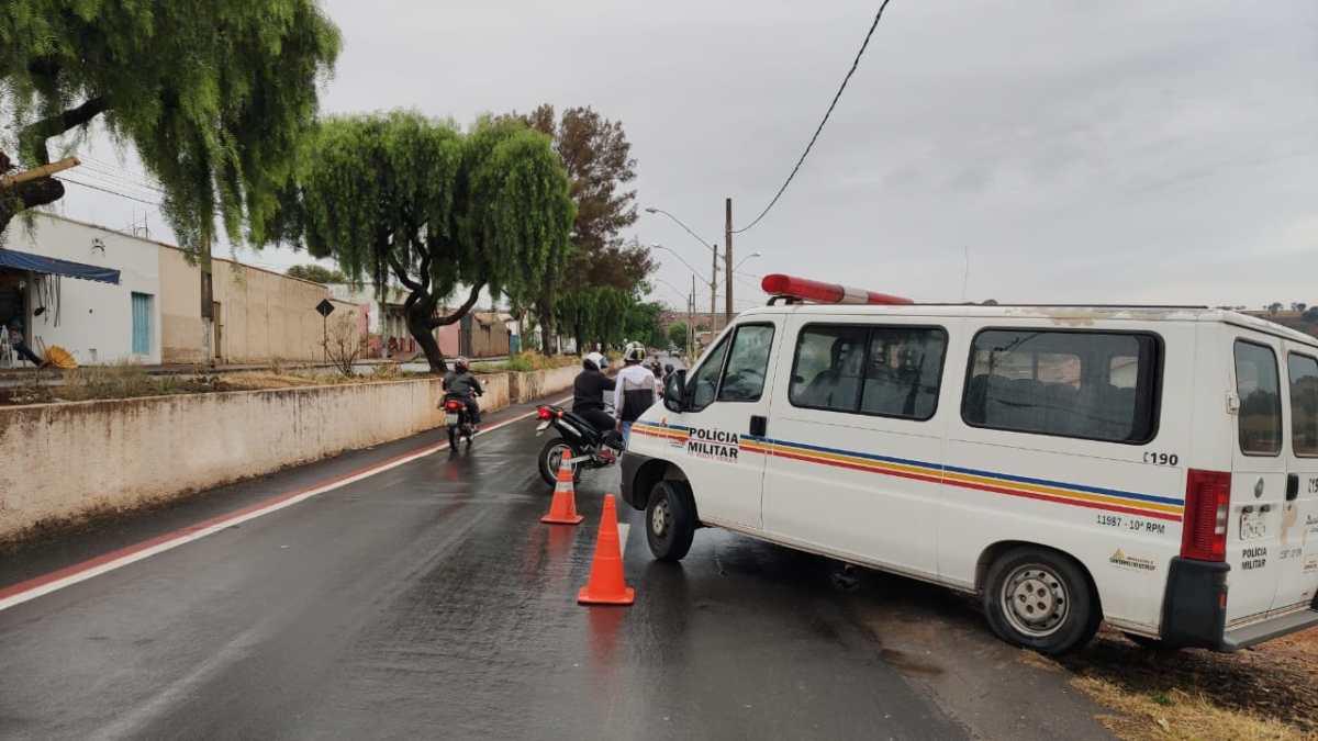 PM realiza Operação Fecha Batalhão em Patos de Minas