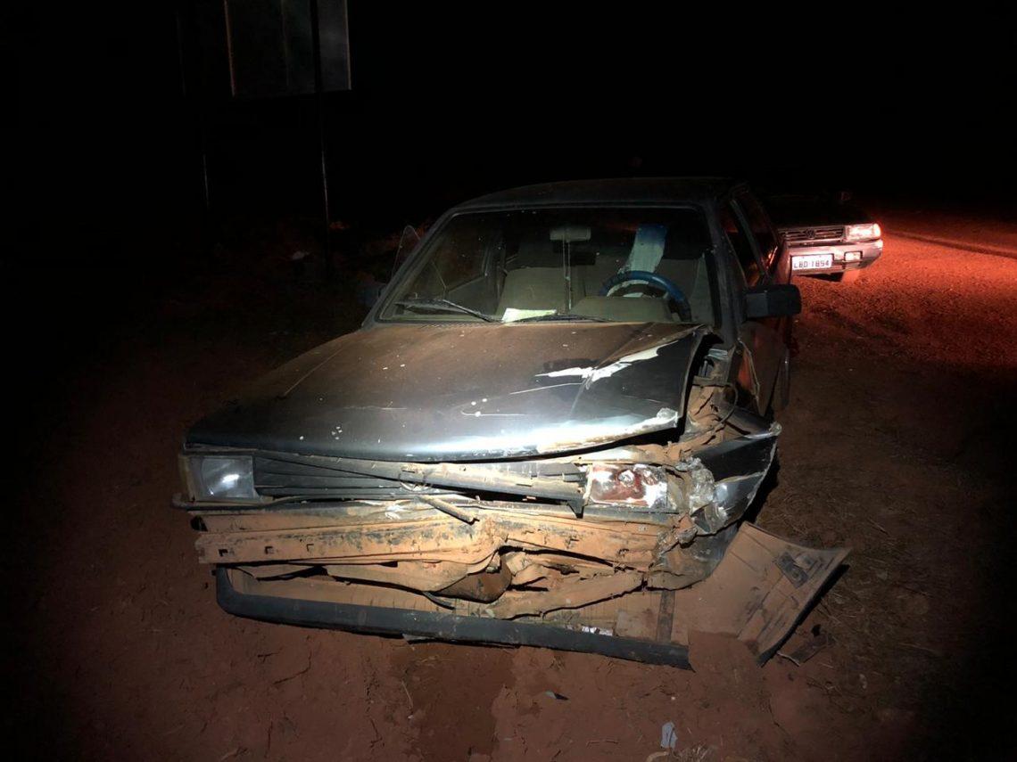 Acidente na MG-188 em Coromandel deixa duas vítimas (2)