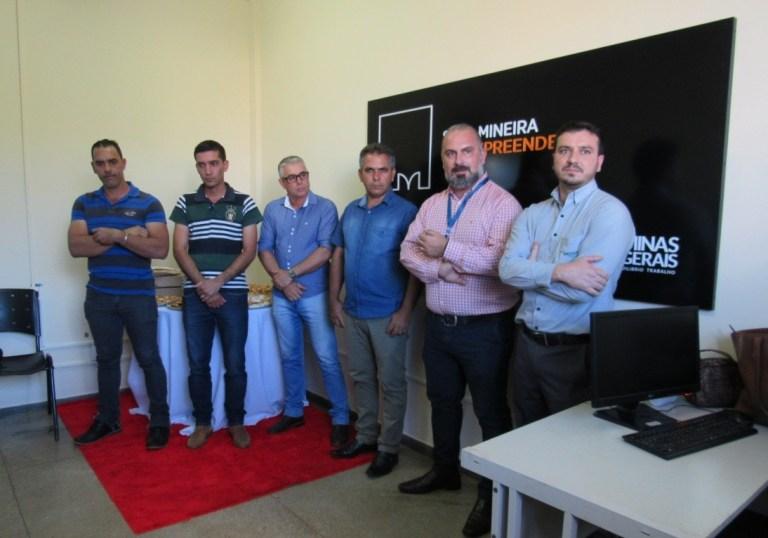 Sala do Empreendedor é inaugurada em Arapuá-MG