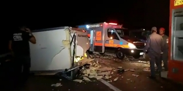 Jornalista quase é atropelado na BR-050 em Uberaba