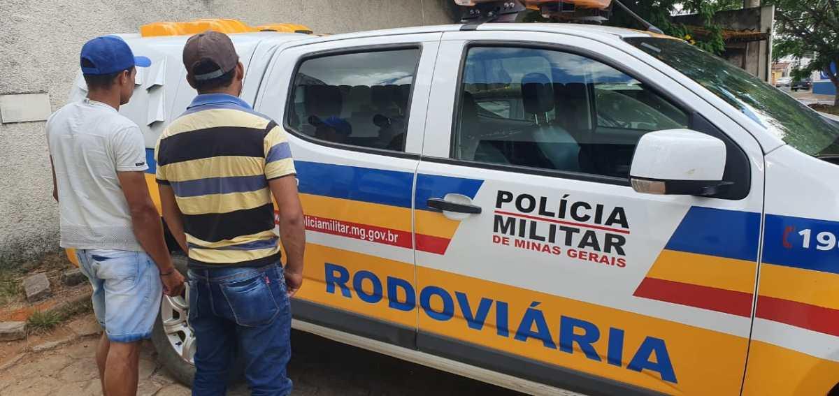 Jovem é preso com CNH falsa em Serra do Salitre