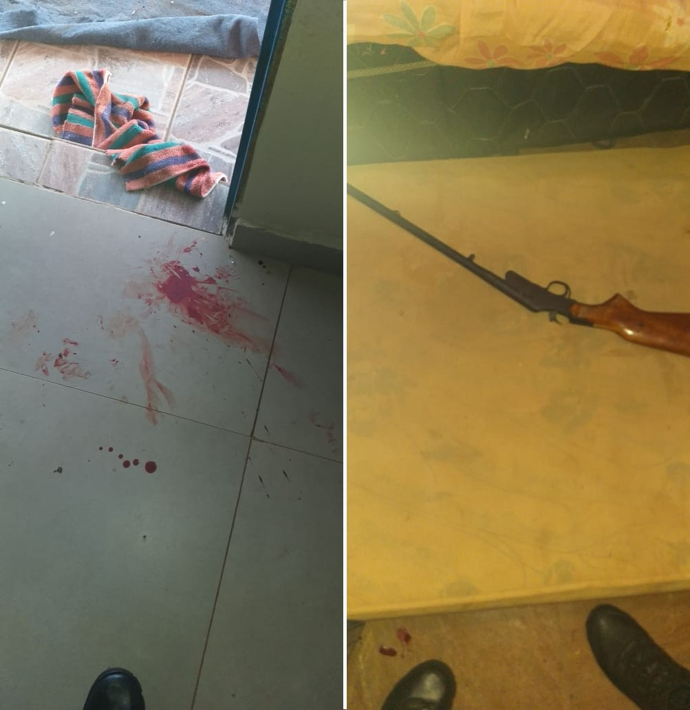 Mãe morre após filho atirar acidentalmente em São Gotardo