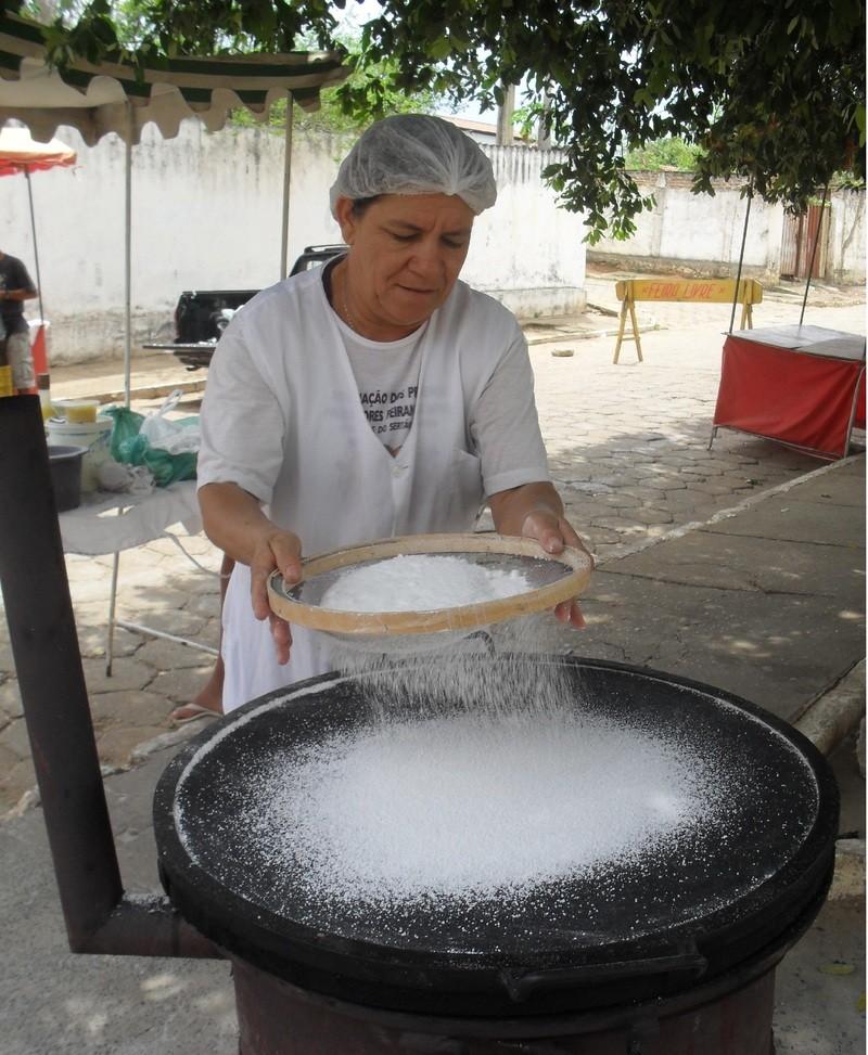 Produção de farinhas pode se tornar Patrimônio Cultural em MG