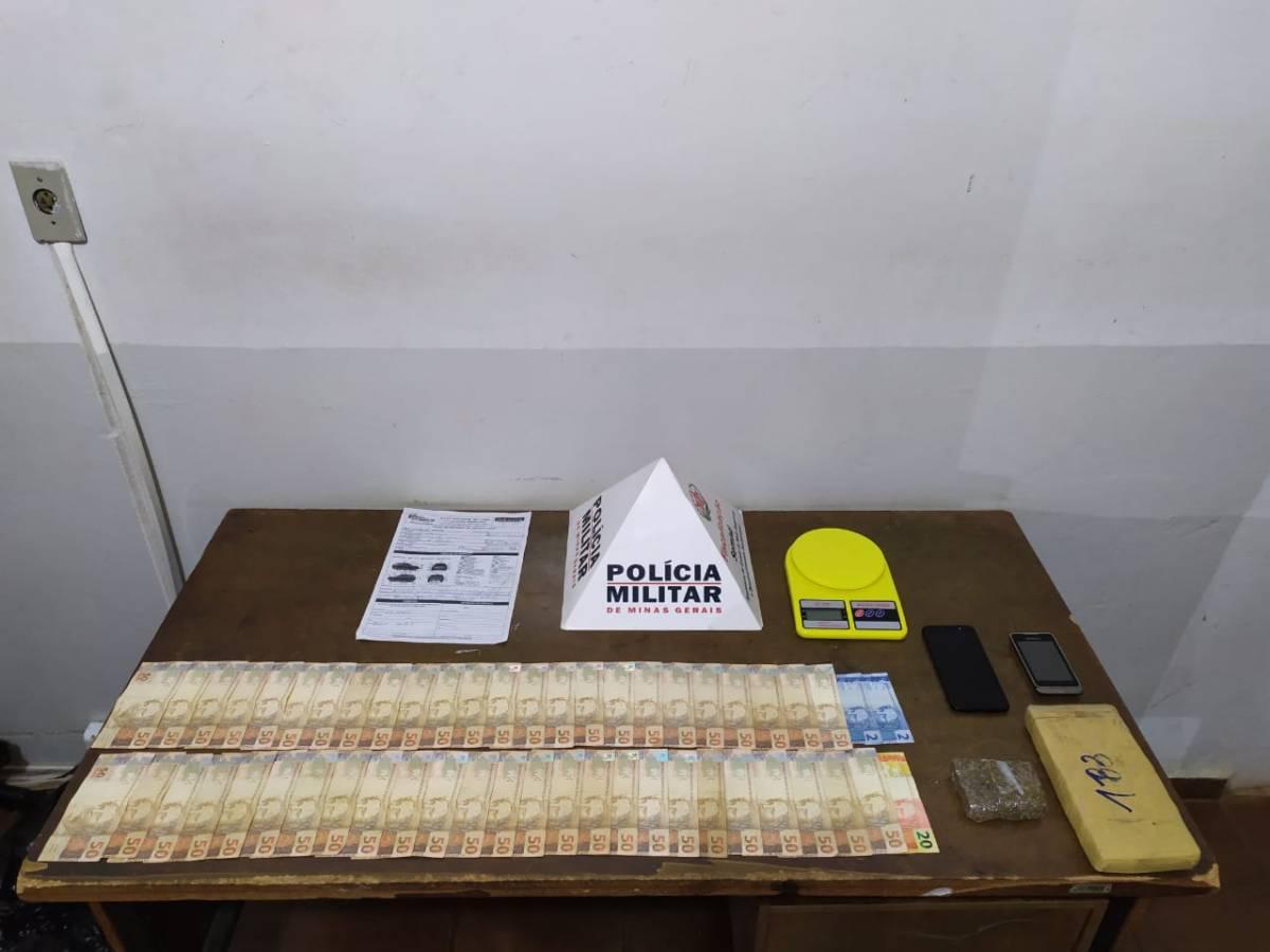 Tráfico de Drogas em Monte Carmelo