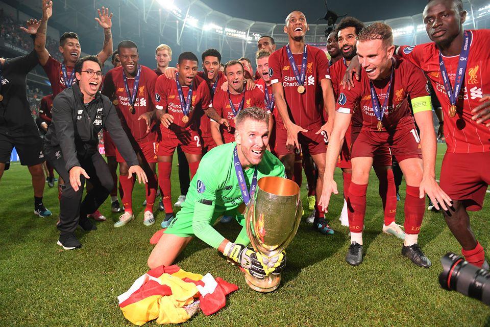 Liverpool Vem Com Tudo Para Ser O Campeao Da Premier League 2020 Tudo Sobre Jogo De Futebol Patos Noticias