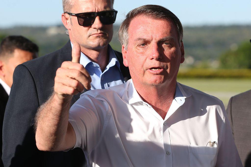 Bolsonaro - Impostos dos Combustíveis
