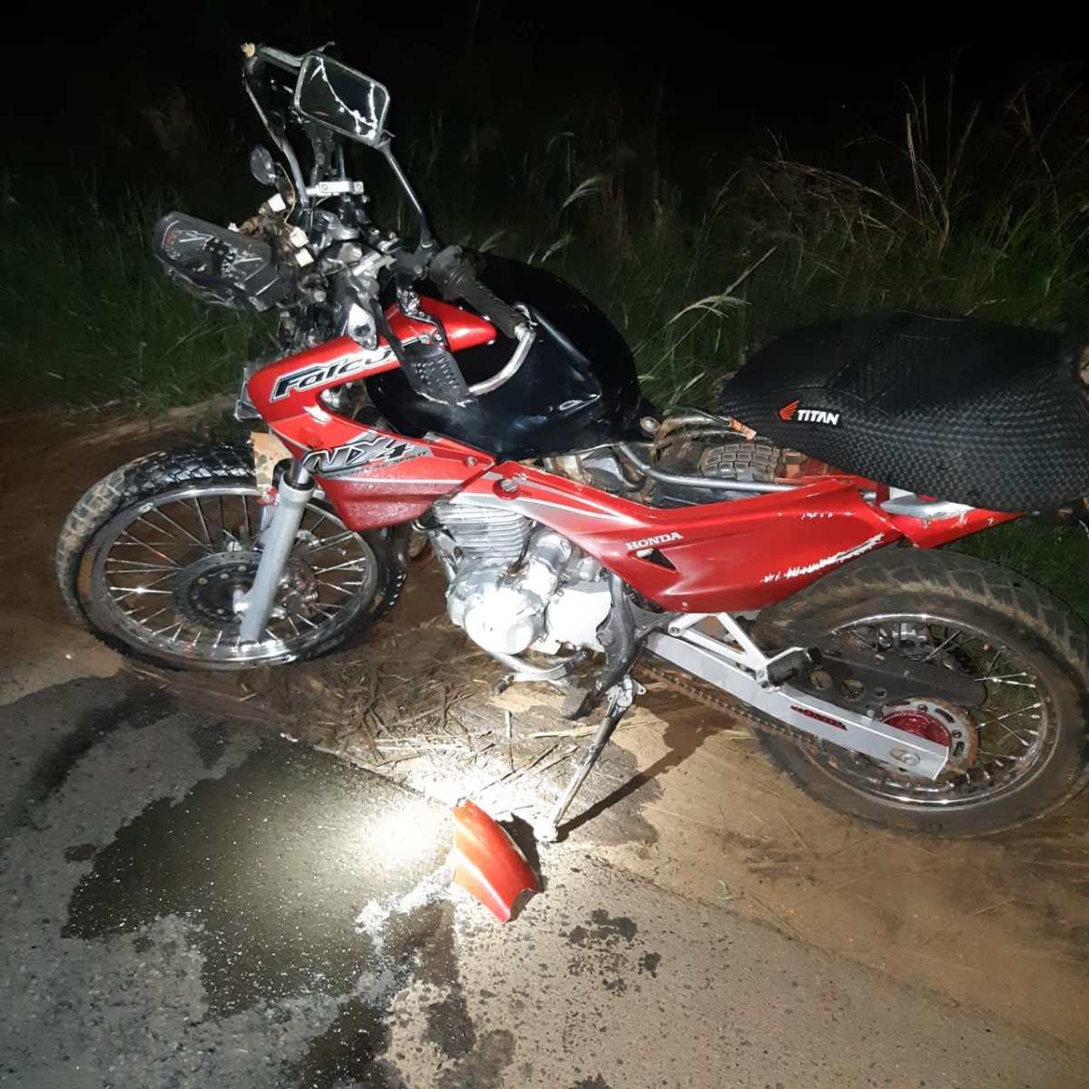 Acidente BR 365 em Monte Carmelo (1)