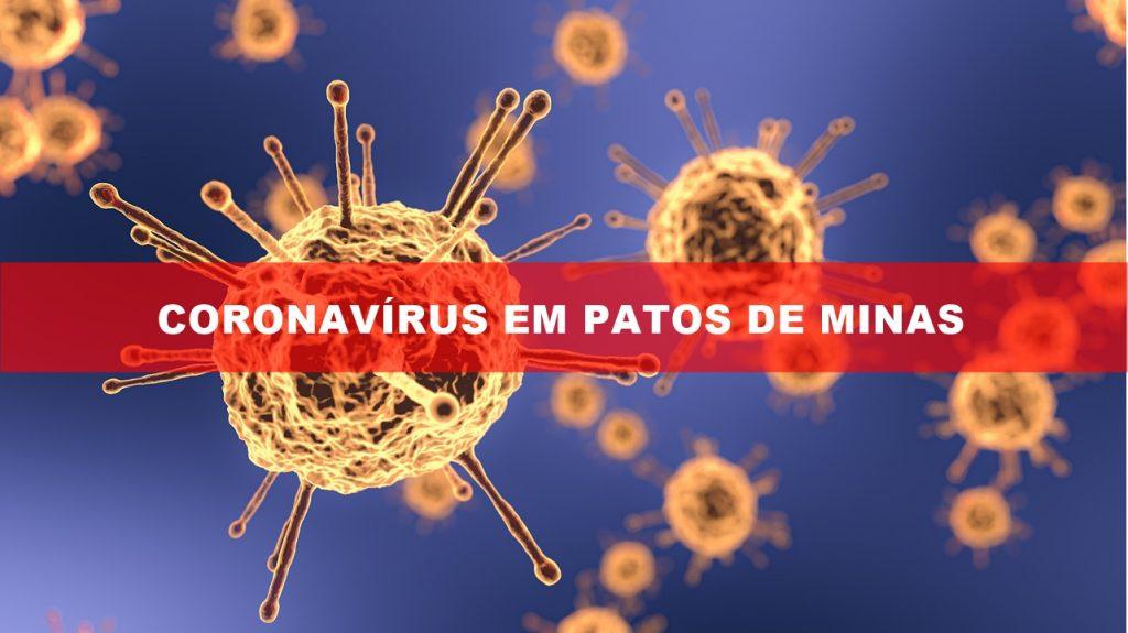 Coronavírus em Patos de Minas