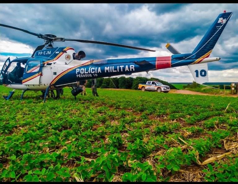 Operação em Monte Carmelo e Romaria