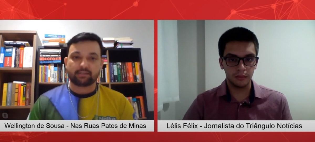 Entrevista Wellington de Sousa
