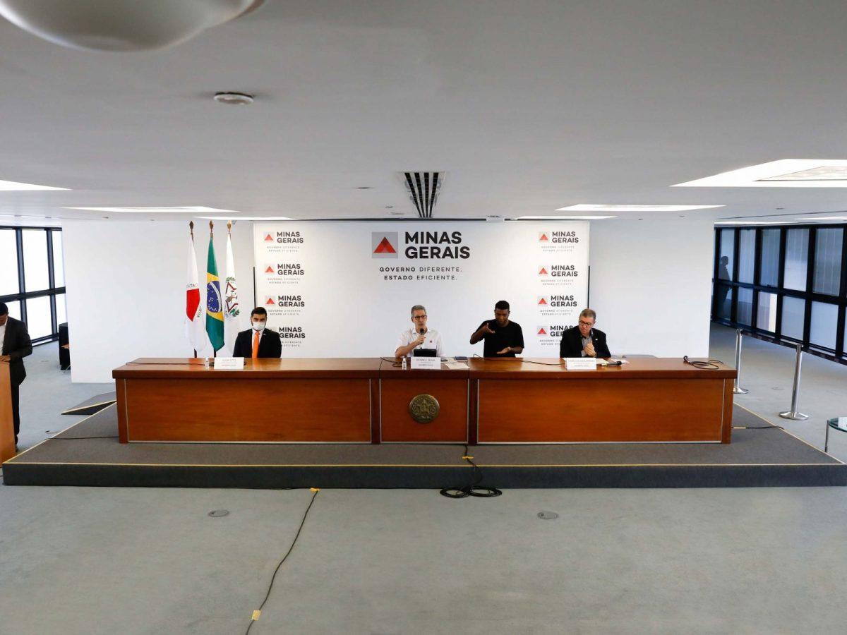 Governo lança programa para garantir EPIs em Minas Gerais