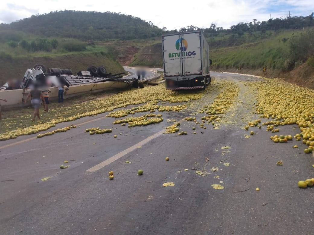 Morte na BR 146 Catiara Serra do Salitre