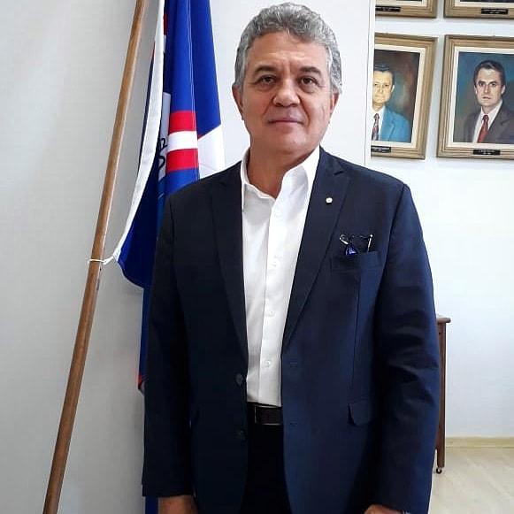 Carlos Antônio - Secretario Municipal de Saúde de Patos de Minas