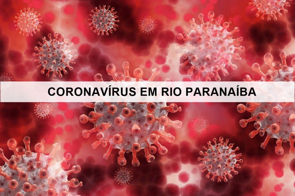 Coronavírus em Rio Paranaíba