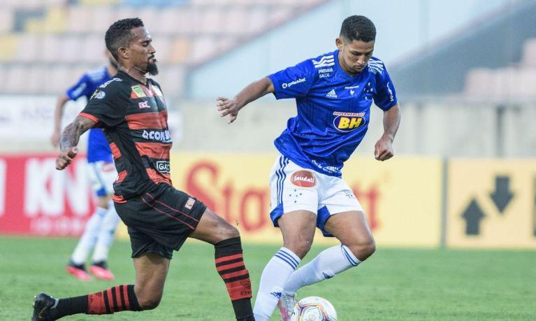Cruzeiro x Oeste - Série B