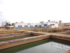 ETA - Estação de Tratamento de Água - COPASA - Patos de Minas