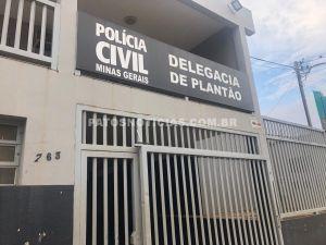 Delegacia de Plantão - Patos de Minas