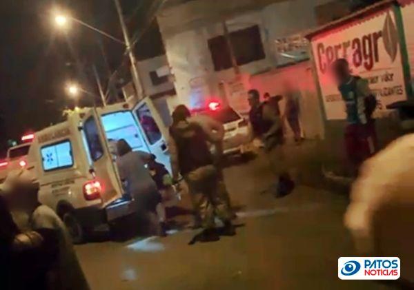 Atropelamento em São Gotardo