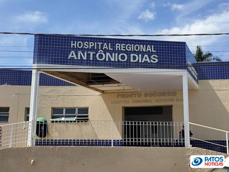Hospital Regional Antônio Dias (HRAD)