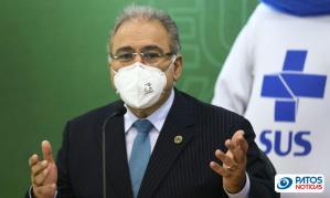 Marcelo Queiroga - Ministro da Saúde