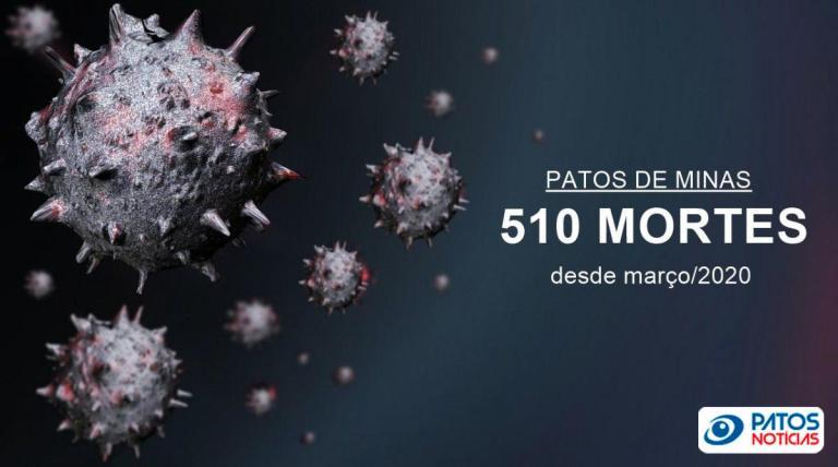 510 MORTES EM PATOS DE MINAS