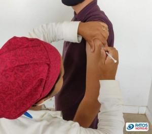 Vacinação COVID-19 em Patos de Minas