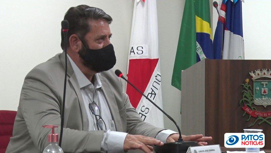 Carlos Coimbra - CPI da COPASA