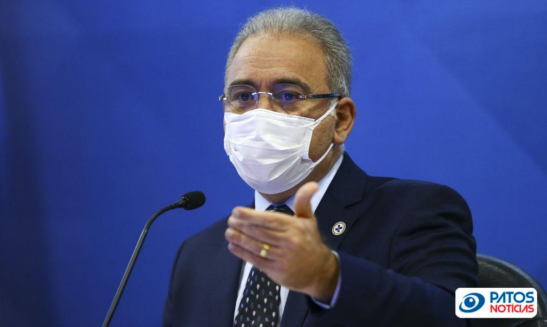 Marcelo Queiroga - Ministro da Saúde do Governo Jair Bolsonaro