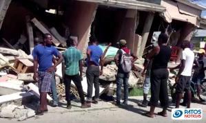 terremoto no Haiti 2021