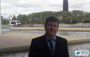 Marcelo Luiz Barbosa - ex prefeito de Rio Paranaíba