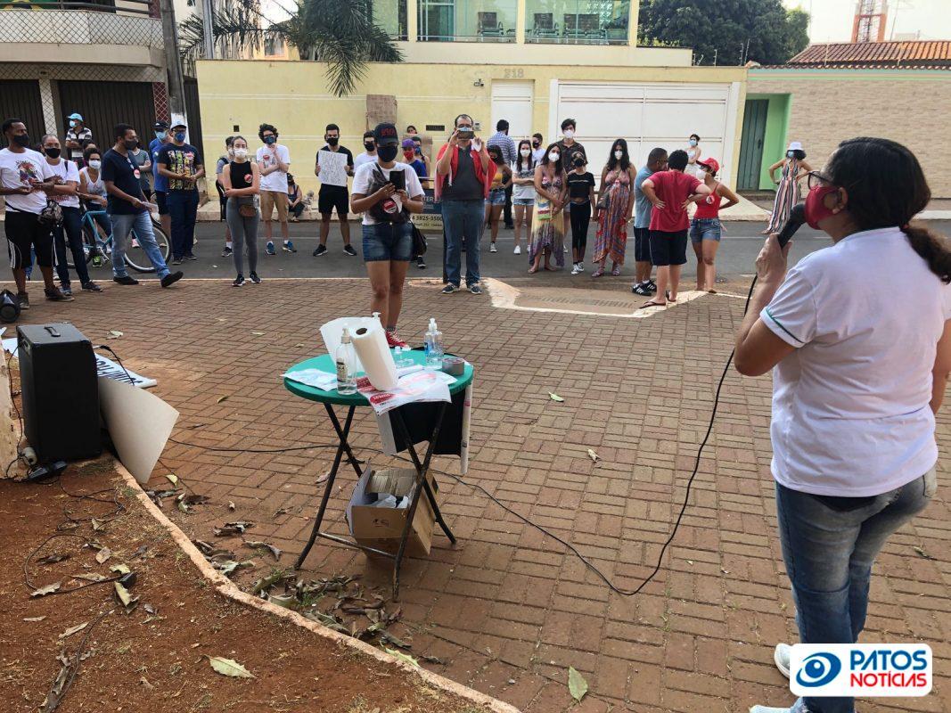 Protesto contra bolsonaro (2)