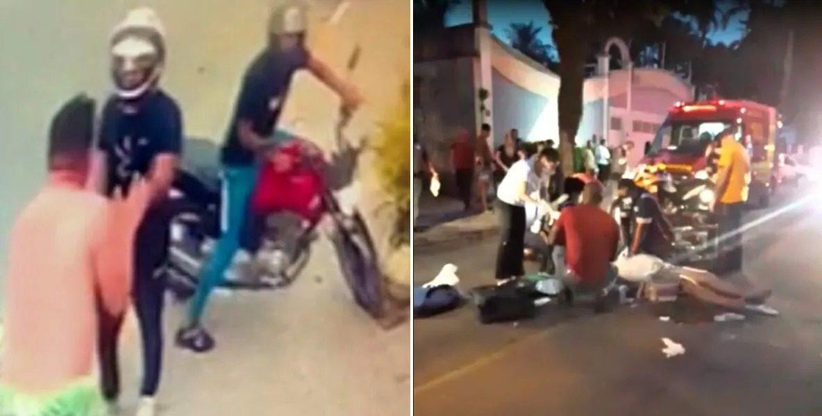 Turista de P.O é morto durante assalto em Guarujá-SP