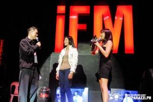 Kaye Malana (Six Part Invention) with DJ Rob and Nikki Gil