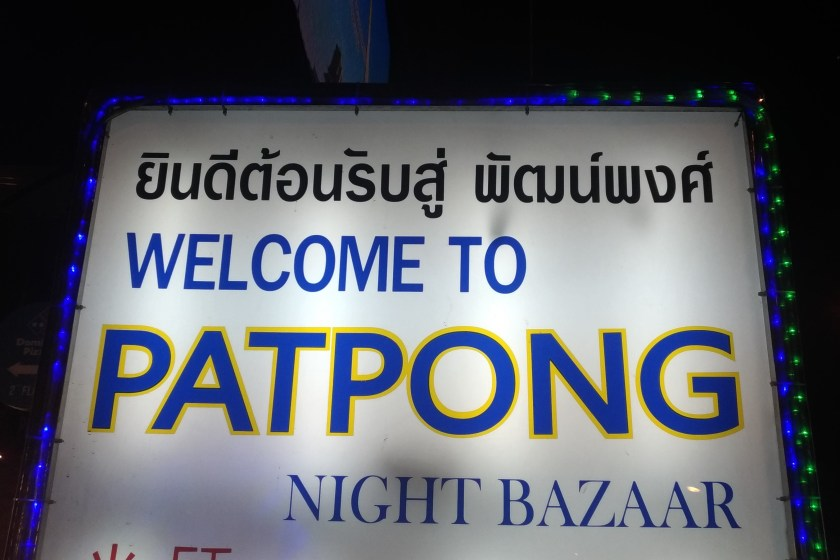 The Bars of Patpong Part 2: Soi 1 East