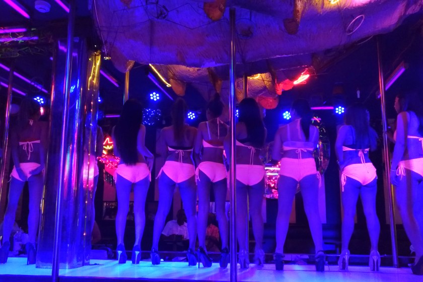 Some Bangkok Gogo Girls, Part 4