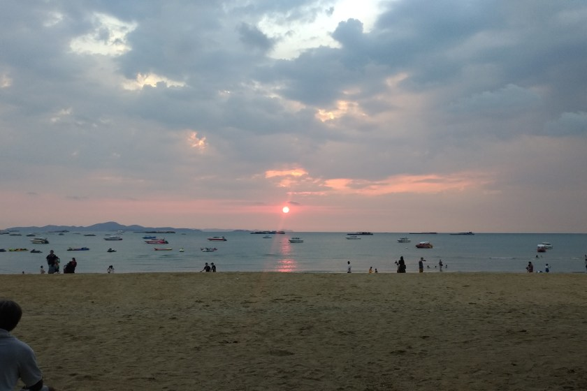 Seven on Holiday: Pattaya