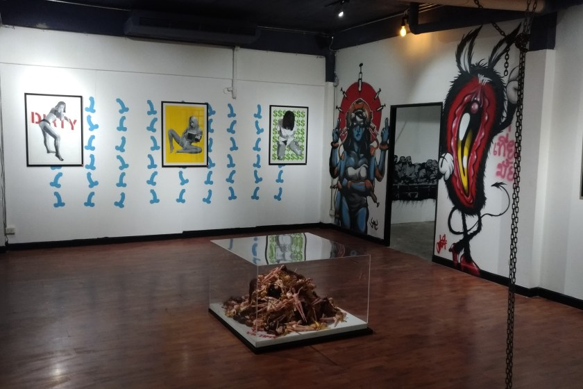 Patpong Gets Culture: The Candle Light Studio