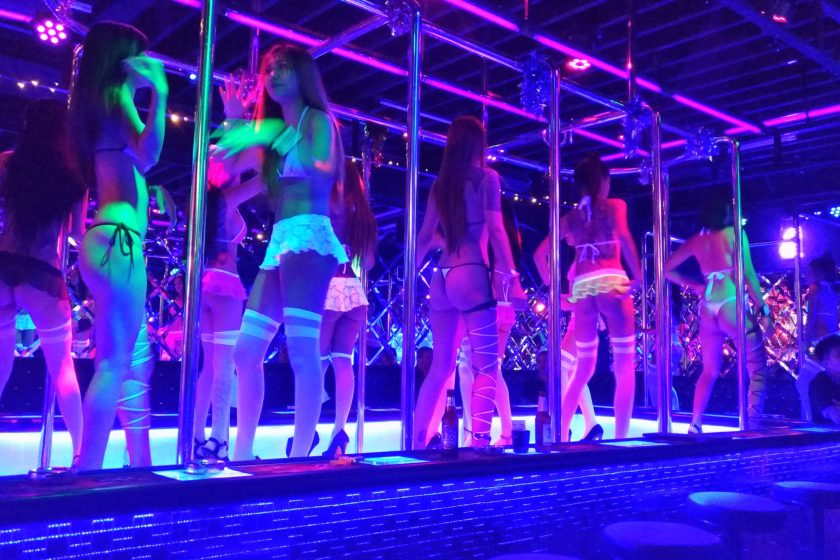 xXx Lounge Patpong: A Seven Review