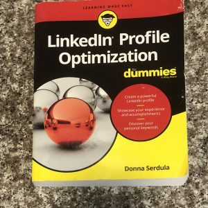 paperback book: linkedin profile optimization