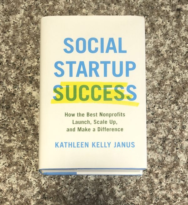 hardcover: social startup success
