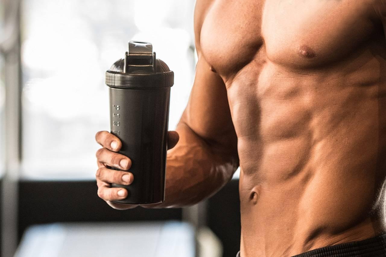 Eiweiß-Nahrungsergänzung: Solltest du Protein supplementieren, um (schneller) Muskeln aufzubauen?