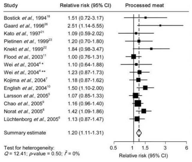 Erhöht rotes Fleisch das Krebsrisiko? Eine Analyse der aktuellen Studienlage