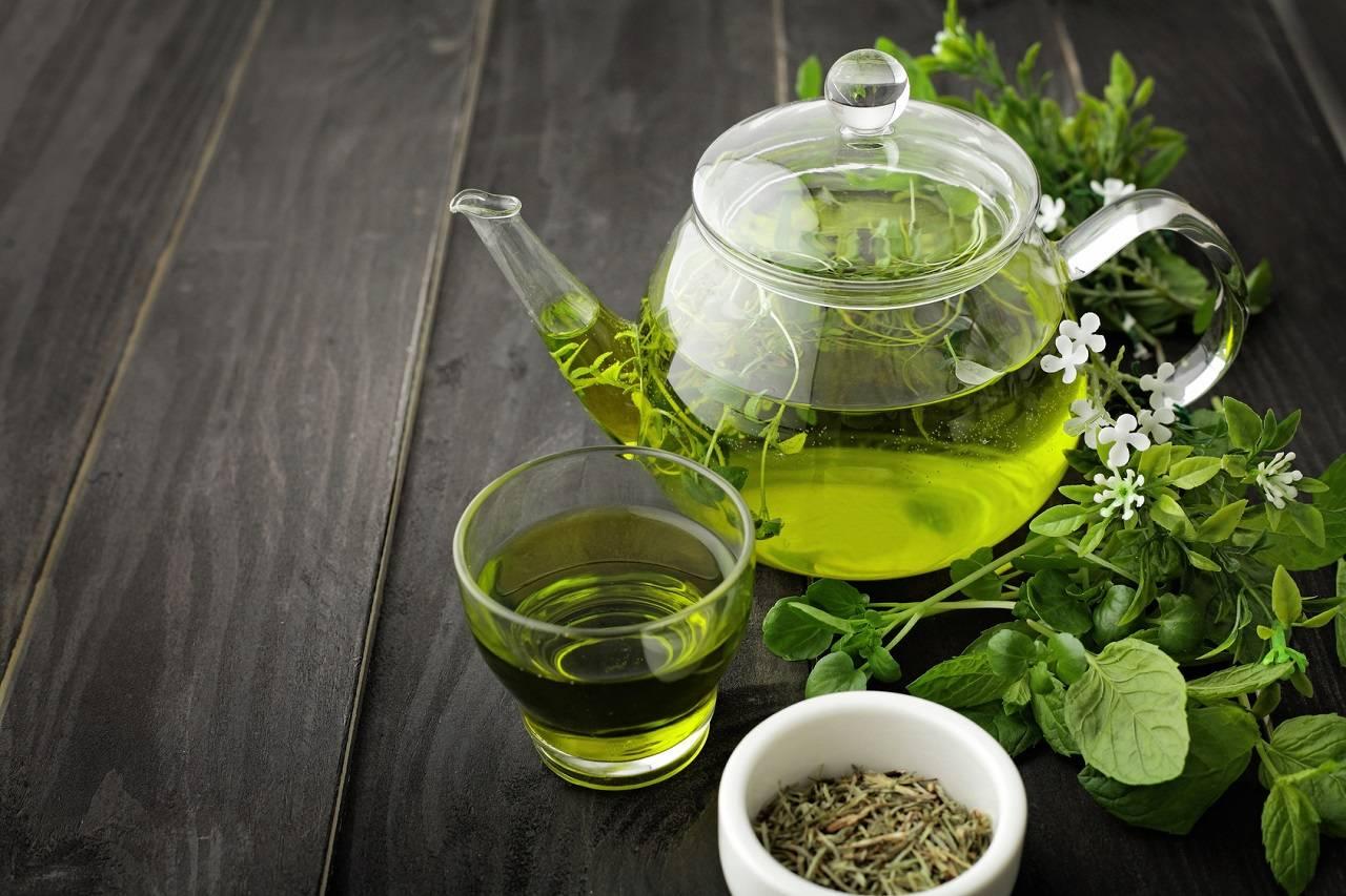 Erstmal 'ne Tasse Tee: Grüner Tee gegen erhöhte Cortisolspiegel? | Studien Review