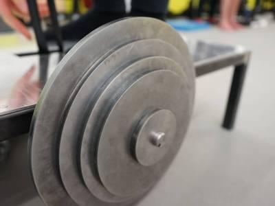 Inertia Plate: Training mit Schwungscheibe (TmS)