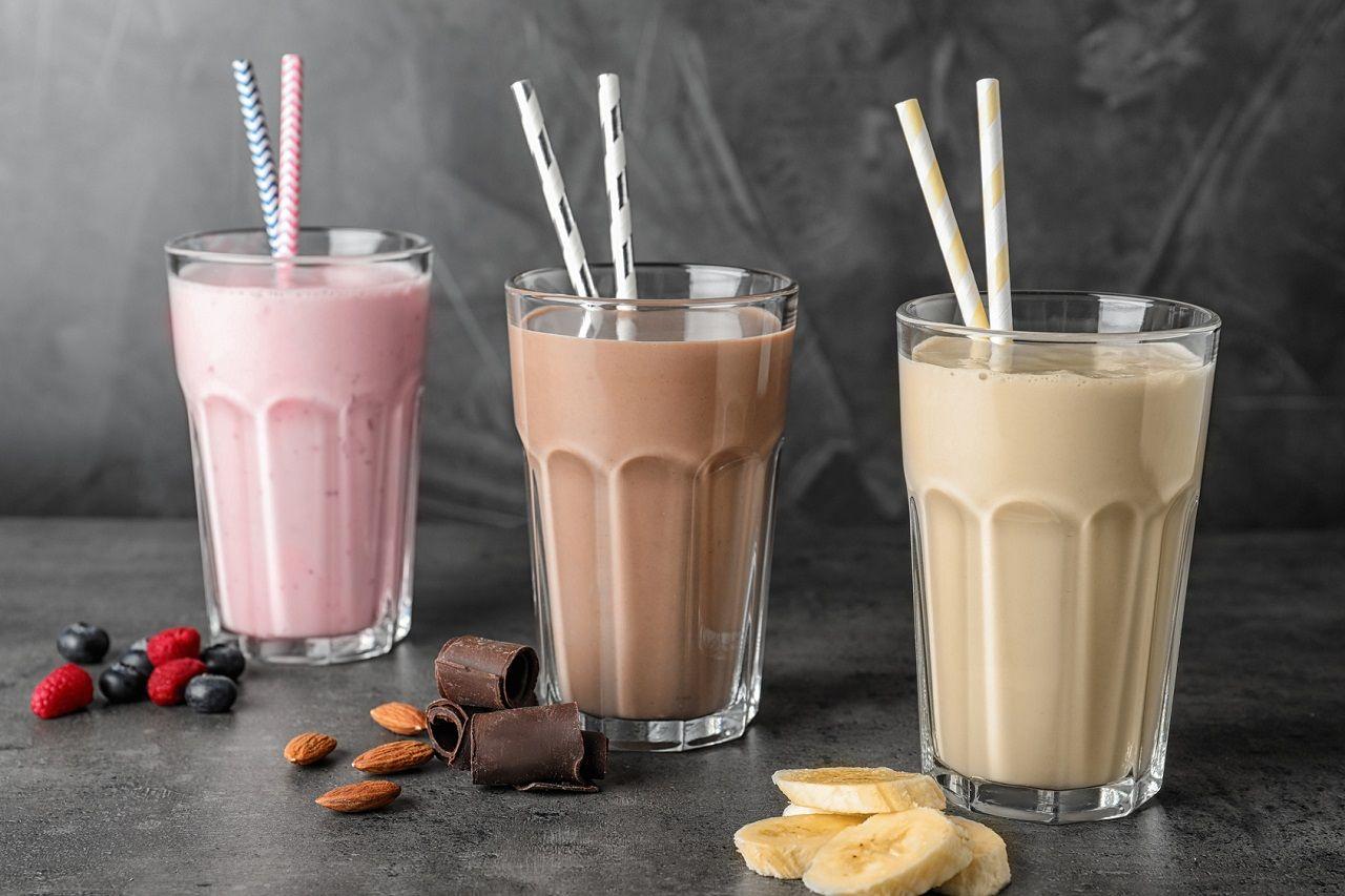 Protein Shakes: Machen sie uns wirklich dick, depressiv & verkürzen unser Leben?