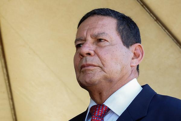 Mourão quer Conselho da Amazônia operando em março