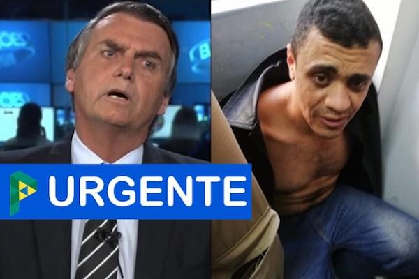 Adélio Bispo pode ficar livre quatro meses antes das eleições de 2022
